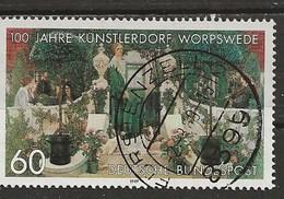 Künstierdorf Worpswede.100 Ans. - [7] West-Duitsland