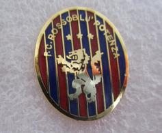 FC Rossoblu Potenza Calcio Distintivi FootBall Soccer Pin Spilla Italy - Calcio