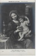 75 ( Paris ) - Pierre MIGNARD - La Vierge A La Grappe - Musee Du LOUVRE - Ecole Francaise - Museum