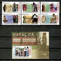 Cuba 2019 / Cuban Aborigine American History MNH Aborigen Cubano Historia / Cu13619  C4-3 - Indios Americanas
