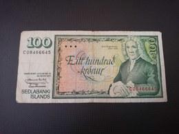 ICELAND 100 KRONUR 1961. F - Islandia