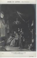 75 ( Paris ) - Gerard DOU Ou DOR - La Femme Hydropique - Musee Du LOUVRE - Ecole Hollandaise - Museum