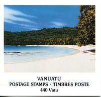 Vanuatu 1993 Local Scenery - Booklet MNH (SG SB5) - Vanuatu (1980-...)