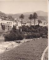 GRAN CANARIA AGAETE 1956   Photo Amateur Format Environ 7,5 Cm X 5,5 Cm - Plaatsen