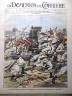 La Domenica Del Corriere 15 Settembre 1907 Morte Edvard Grieg Prudhomme Marocco - Autres