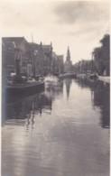 AN19 Unidentified Canal Scene (British, Dutch, Danish??) - Postcards