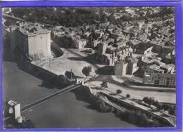 Carte Postale 13. Tarascon Et Le Chateau Du Roi René  Très Beau Plan - Tarascon