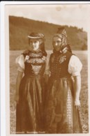 AN17 Traditional Costume - Schwarzwald, Neustadter Tracht - RPPC - Costumes