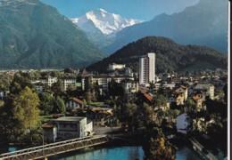 AN17 Interlaken, Jungfrau - BE Berne