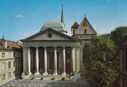 AN17 Geneve, Cathedrale St. Pierre, Le Porche - GE Geneva