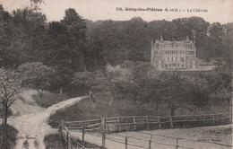 Grisy Les Platres Le Chateau - France