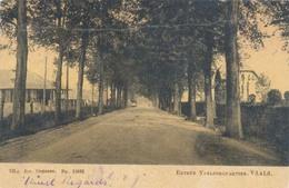 Vaals, Entree Vaelserquartier  ( 3 X Scan)  (Tulpkaart) - Vaals
