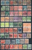 Lot Dänemark  (ältere Marken Bis Ca. 1935 ) - Lotes & Colecciones