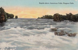 AR29 Rapids Above American Falls, Niagara Falls - Niagara Falls