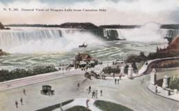 AR29 General View Of Niagara Falls From Canadian Side - Niagara Falls