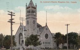 AR29 St. Andrew's Church, Kingston, Ont. Canada - Kingston