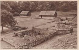 AL56 Chedworth Roman Villa, General View - Other