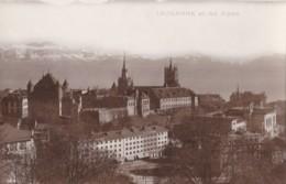 AS46 Lausanne Et Les Alpes - VD Vaud