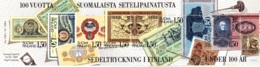 1985: Markenheftchen Geld - Ungebraucht