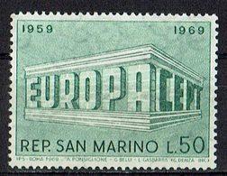 *San Marino 1969 // Mi. 925 ** - Europa-CEPT