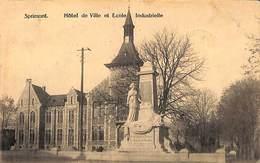 Sprimont - Hôtel De Ville Et Ecole Industrielle - Sprimont