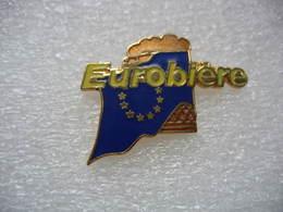 Pin's Eurobiere à Strasbourg, Salon De La Biere - Beer