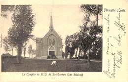 Flémalle Haute - Le Chapelle De N D De Bon-Secours (les Trixhes) Animée 1904 - Flémalle