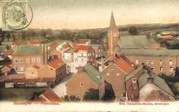 Soumagne - Panorama (Edit. Demarteau-Bosson, 1907, Colorisée) - Soumagne