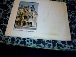 Calendrier Publiciaire De 1960 Larvoire Ganterie Maroquinerie à Angoulème - Calendarios