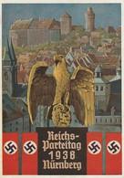 "Carte De Propagande ""Reichsparteitag 1938 Nürnberg "" - Allemagne"