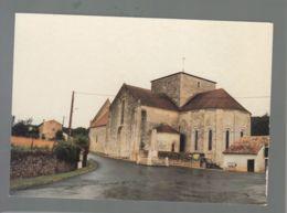 CP - 86 - Fontaine-le-Comte  -  Le Prieuré - France