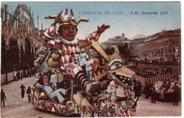 CARNAVAL De NICE 1931 édition ADIA - Carnaval