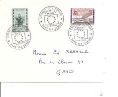 Exposition De Bruxelles -1958 ( Commémoratif De Belgique De 1958 à Voir) - 1958 – Brussels (Belgium)