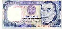 Peru P.120  1000 Soles 1979  Xf-au - Pérou