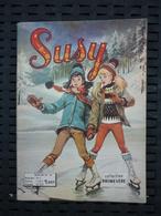 Susy Mensuel N°43: Susy Au Secours De Katia/ Collection Primevère-Aredit, 1974 - Kleinformat