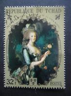 TCHAD Marie-Antoinette Oblitéré - Tschad (1960-...)