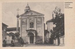 CAVAGLIETTO - CHIESA PARROCCHIALE - Novara