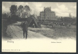 +++ CPA - ANTOING - Château Brebort - Nels Série 48 N° 62 // - Antoing