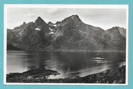 NORGE LOFOTEN RAFTSUND 1937 - Norvegia