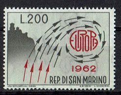 *San Marino 1962 // Mi. 749 ** - Europa-CEPT