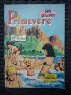 Primevère Mensuel N°63: Les Jolivet/ Collection Primevère, Arédit, 1976 - Kleinformat