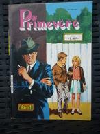 Primevère Mensuel N°130: Une Lutte Acharnée/ Collection Primevère, Arédit, 1985 - Kleinformat