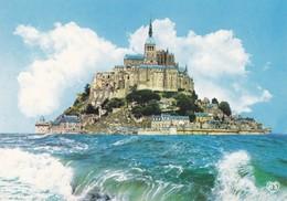 50 Le Mont Saint Michel (2 Scans) - Le Mont Saint Michel