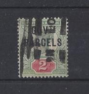 GB..QUEEN VICTORIA...(1837-01)...OFFICIALS, GOVT. PARCELS  ON 2d.....SG070...(CAT VAL.£50.)...USED.. - Servizio