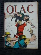 Olac Le Gladiateur Mensuel N°57/ Société Française De Presse Illustrée, 1965 - Petit Format