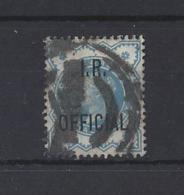 GB..QUEEN VICTORIA...(1837-01)....OFFICALS....SG017.......( CAT VAL £15.)...USED.. - Servizio