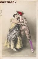 DANSES ESPAGNOLES BAILA FLAMENCO BAILARÍN TEATRO VESTIDO THEATRE ESPANA ARTISTE ACTRESS FEMME DEGUISEMENT HOMME - Bailes