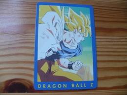 Anime / Manga Trading Card: Dragon Ball Z. 117. - Dragonball Z