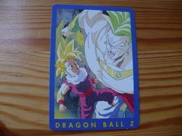 Anime / Manga Trading Card: Dragon Ball Z. 107. - Dragonball Z
