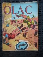 Olac Le Gladiateur Mensuel N°74/ Editions De L'Occident, 1967 - Petit Format